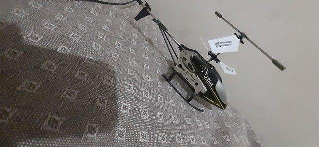 Helicóptero fênix de controle remoto para manutençao  - Foto 3