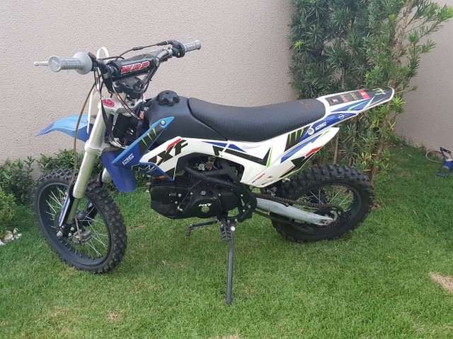 Moto Cross Juvenil - Foto 2