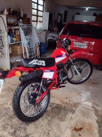 Honda XL 125S 1988 - Foto 5