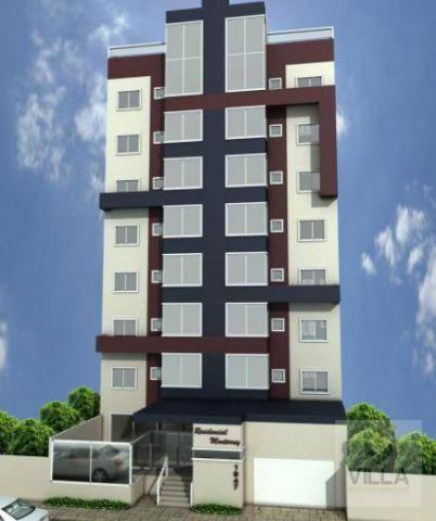 Apartamento com 2 dormitórios à venda, por R$ 355.886 - Centro - Cascavel/PR - Foto 13