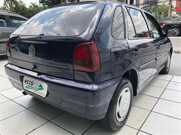 Volkswagen Gol  CL 1.6 MI GASOLINA MANUAL - Foto 5