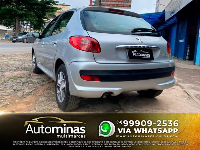 Peugeot 207 1.4 Xr 8v Flex Manual - Foto 4