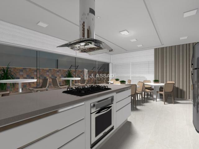 Apartamento à venda com 3 dormitórios em Centro, Guaratuba cod:GD0031 - Foto 17