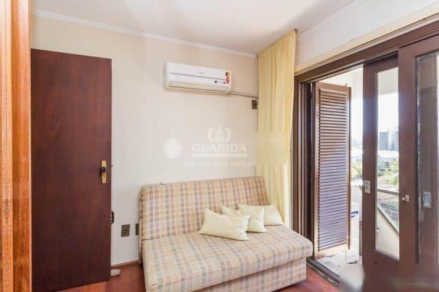 Cobertura para aluguel, 3 quartos, 1 suíte, 1 vaga, MENINO DEUS - Porto Alegre/RS - Foto 11