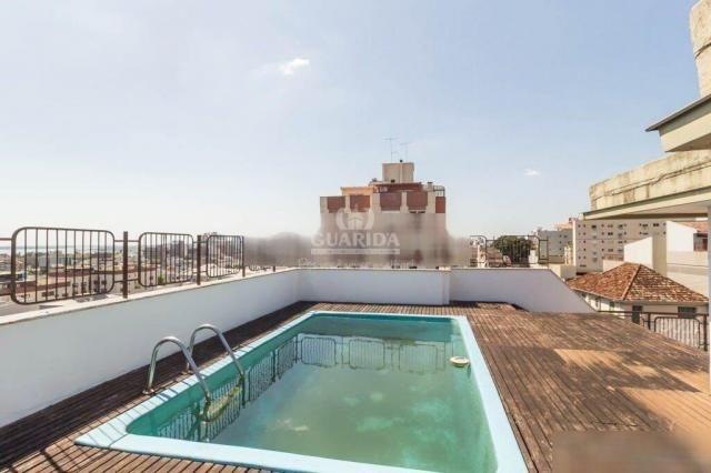 Cobertura para aluguel, 3 quartos, 1 suíte, 1 vaga, MENINO DEUS - Porto Alegre/RS - Foto 17
