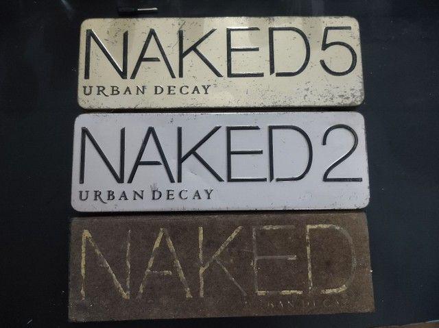 3 paletas naked