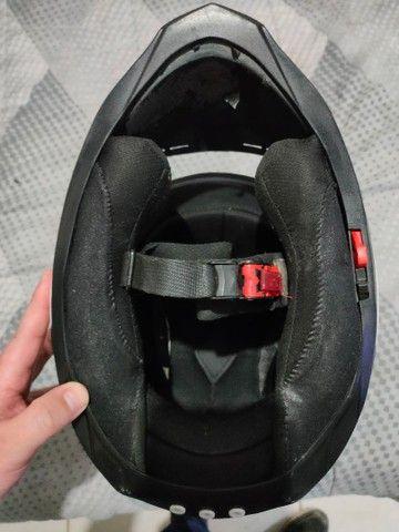 Capacete Helt Helmet Strada - Foto 6