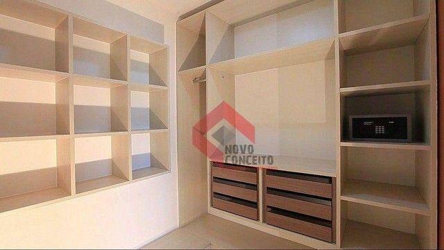 Apartamento com 4 dormitórios à venda, 164 m² por R$ 1.320.000 - Guararapes - Fortaleza/CE - Foto 18