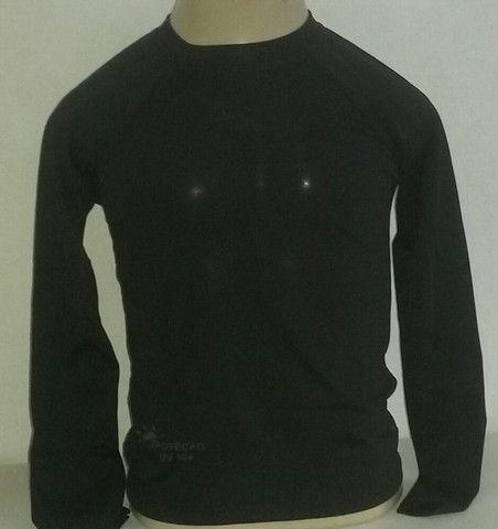 Camisa Juvenil proteção UV fator 50+ (atacado e varejo) - Foto 3