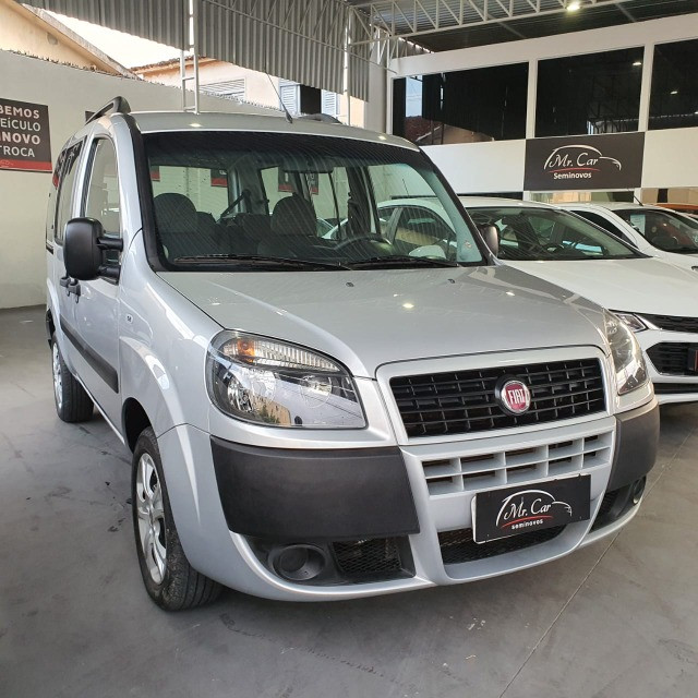Fiat Doblo Essence 1.8 7L 2019