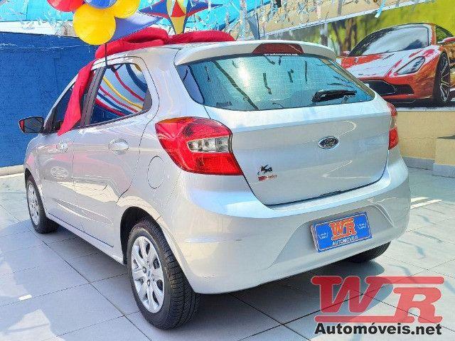Ford Ká SE 1.0 Flex Completo, Único Dono! - Foto 4