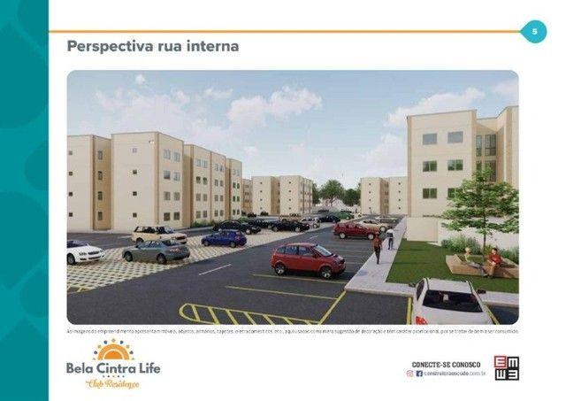 Construção escudo, bela cintra life- 2 quartos, 44m² - Foto 4