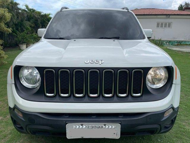 Jeep Renegade longitude 2.0 4x4 turbo diesel - Foto 7