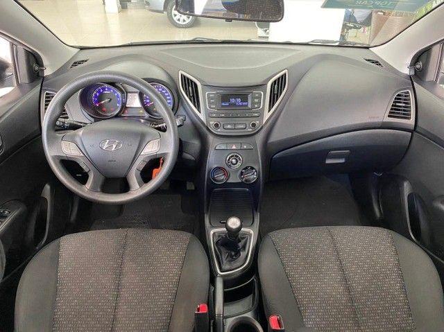 Hyundai Hb20 Unique 1.0 Prata 2019 - Foto 10