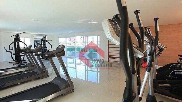 Apartamento com 4 dormitórios à venda, 164 m² por R$ 1.320.000 - Guararapes - Fortaleza/CE - Foto 6