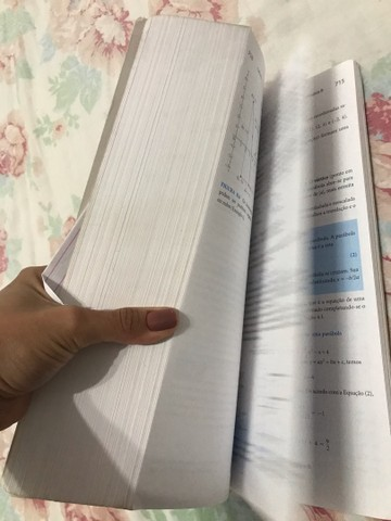 Livro de cálculo  - Foto 3