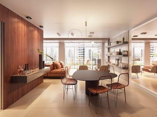 MSerpa Edf Terraço Jaqueira Rio Ave 160m² 4 suites 3 vagas Jaqueira - Foto 4