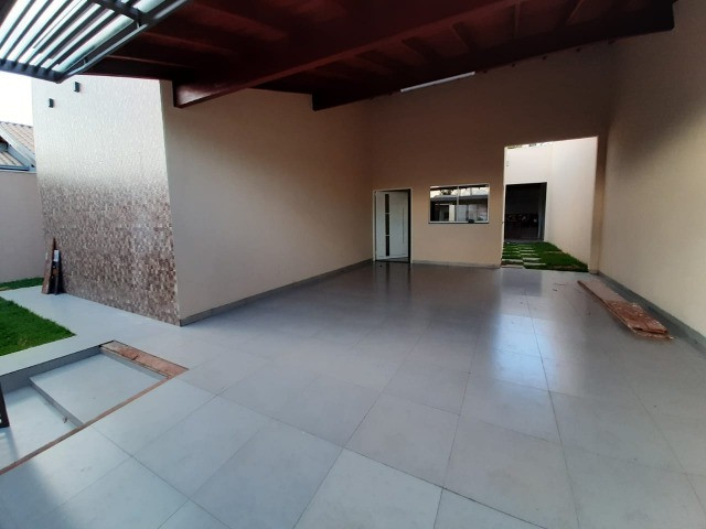 Linda casa. Próximo da UCDB. 1 suite e 2 quartos - Foto 16