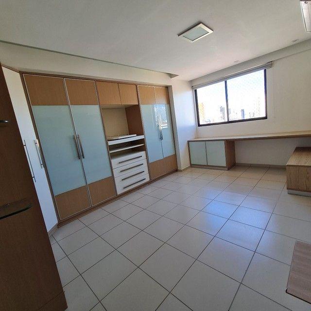 Apartamento com 3 suites, Suíte Master com banheira. Próximo a joao cancio  - Foto 5