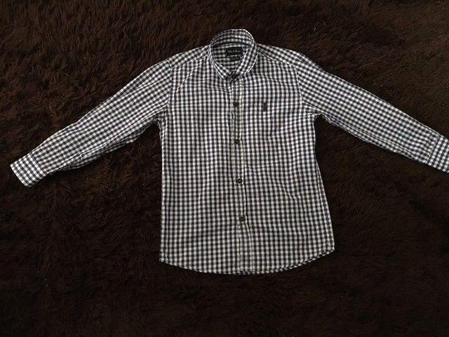 Vendo Camisa da Vitto&Nicco