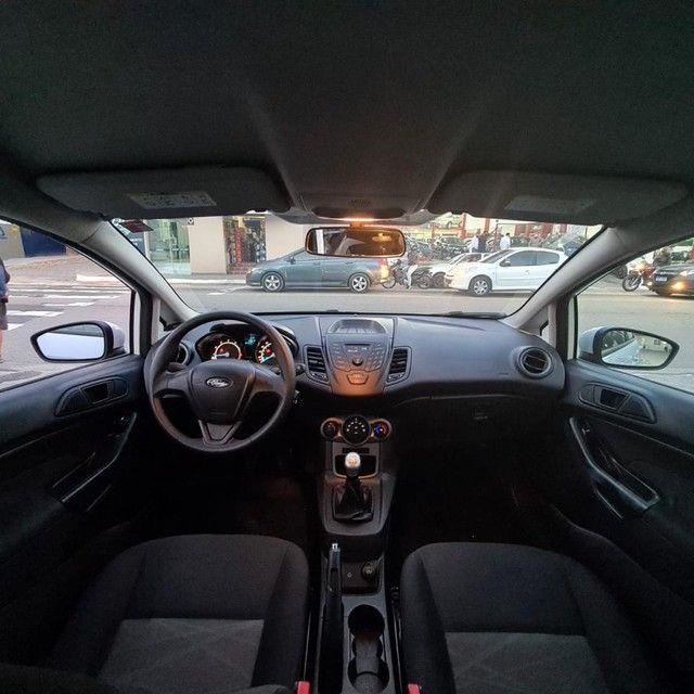 Fiesta 1.5 16V Flex Mec. 5p - Foto 9