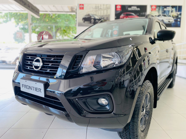 Nissan Frontier Attack 2021 0km