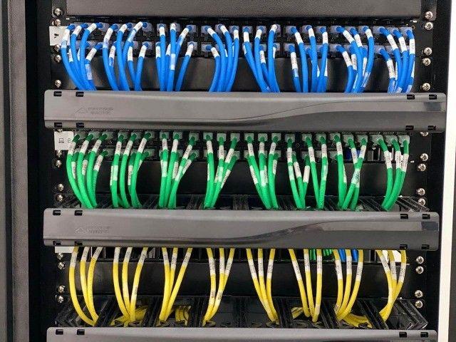 Rede cabeamento estruturado - telefonia - Foto 3