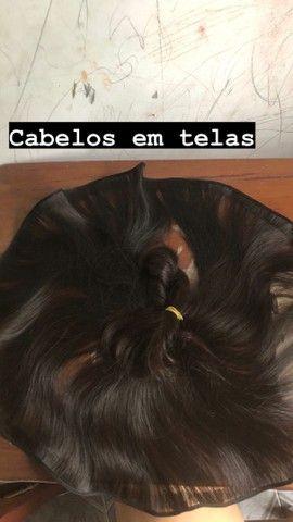 Costura de cabelo - Foto 2