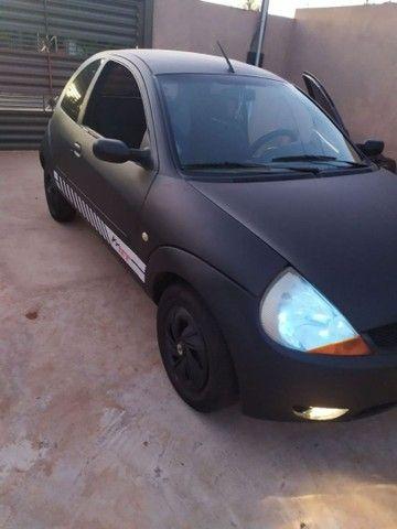 Ford KA 1,0 Zetec Rocam - Foto 4