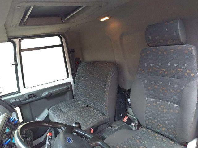 caminhão Ford Cargo 816 S 14/14 Plataforma - Foto 9