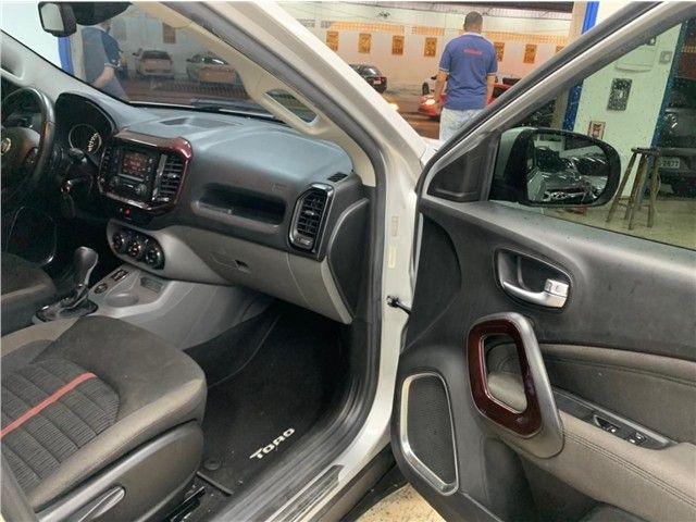 Fiat Toro 2017 1.8 16v evo flex freedom automático - Foto 8
