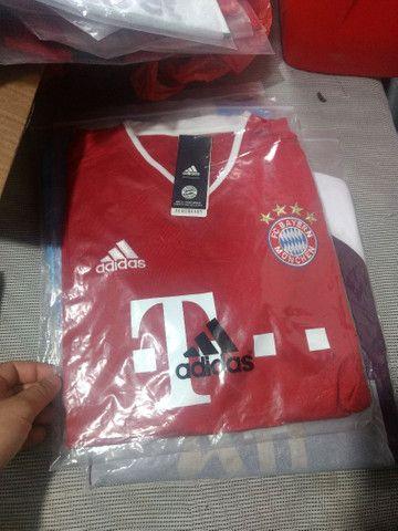 Camisa Bayern Munchen - Foto 2