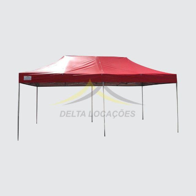 Tenda 6x3 Sanfonada