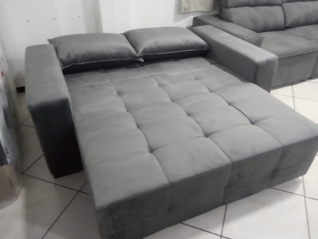 Sofá cama 1,80L - Foto 4