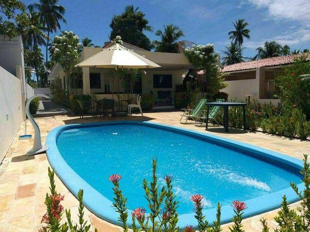 Casa de Praia em Condomínio na praia de Peroba no município de Maragogi-AL