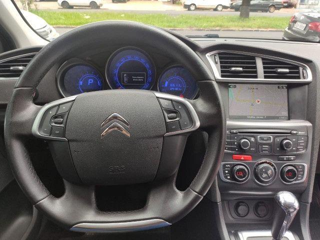 Citroen C4 Lounge Exclusive 1.6 Turbo Aut. *IPVA 2021 Pago* Imperdível Financia 100% - Foto 10
