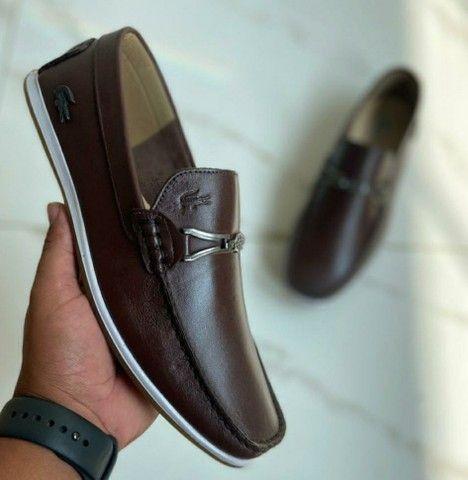 Vendo bota caterpillar e sapatilha mocassim ( 130 com entrega ) - Foto 3