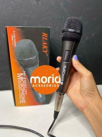 Microfone profissional dynamic RLAKY