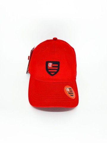 Boné Flamengo Dad Hat Strapback Unissex