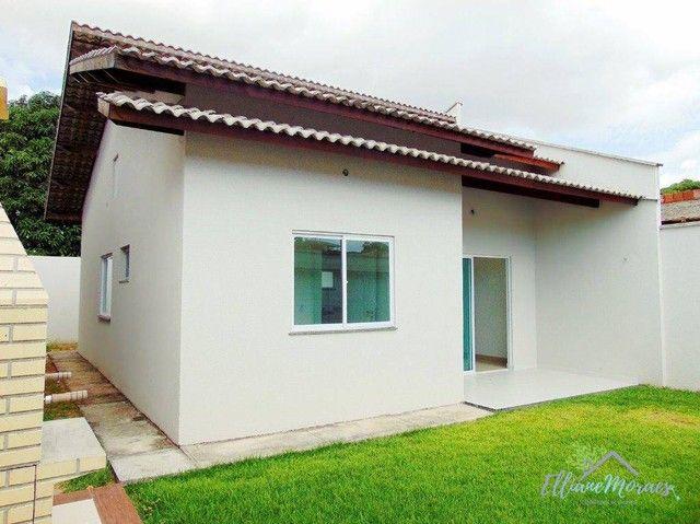 Casa com 3 dormitórios à venda, 83 m² por R$ 230.000,00 - Lagoinha - Eusébio/CE