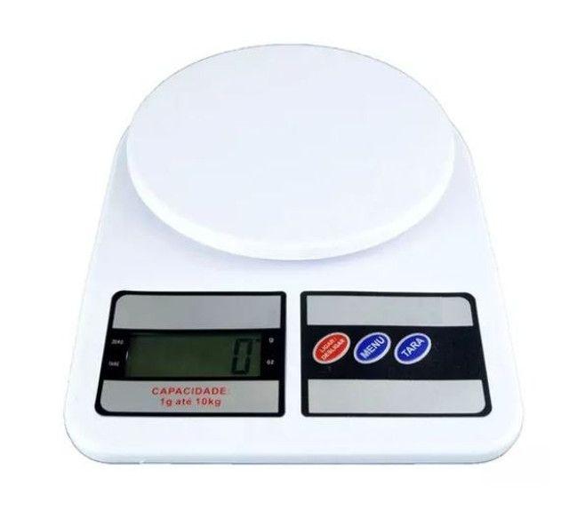 Balança de Precisão Digital para cozinha Nutrição e Dietas - Foto 3