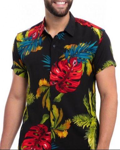 Camisas Viscose Frete grátis