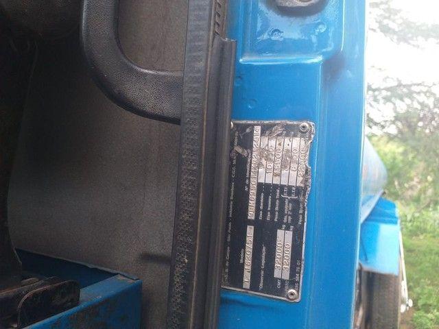 Caminhão 1620 ano 99 Extra - Foto 9