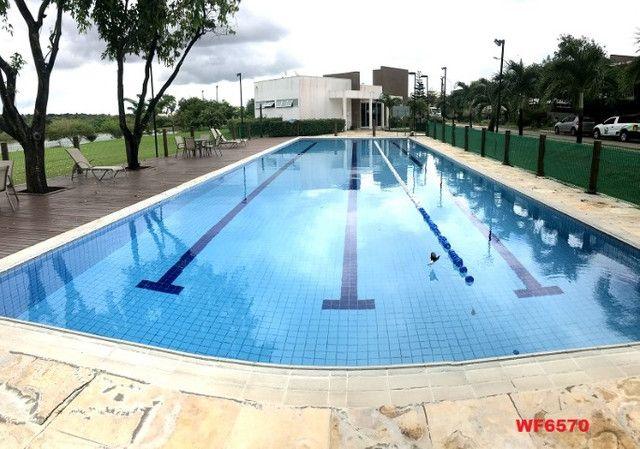 Jardins Ibiza, casa duplex Porteira Fechada, 4 quartos, 6 vagas, piscina, Eusébio - Foto 14