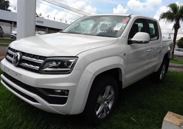 VOLKSWAGEN AMAROK 2.0 HIGHLINE 4X4 CD 16V TURBO INTERCOOLER DIESEL 4P AUTOMATI.