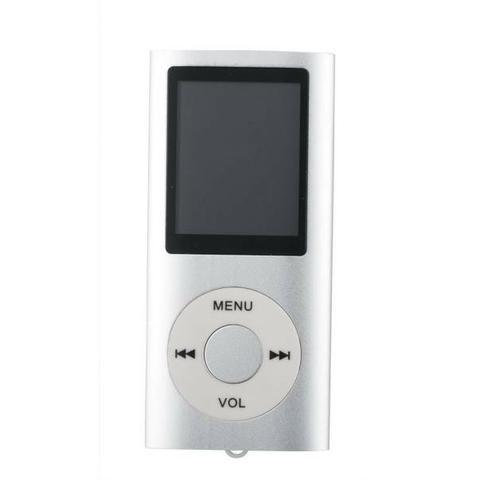 Mp3 Mp4 Player Slim Multimidia Lcd 1.8,radio Fm, Sd - Foto 6