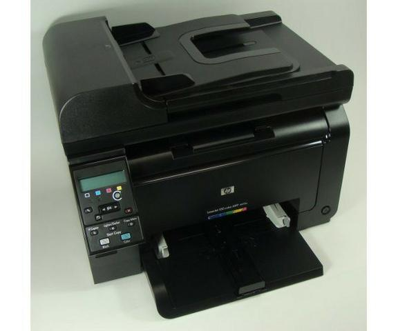 Impressora Laser HP Color 100 M175a