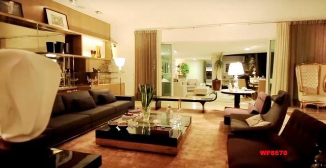 Mansão em Fortaleza, casa duplex nas Dunas, 4 suítes, gabinete, bairro de Lourdes - Foto 7