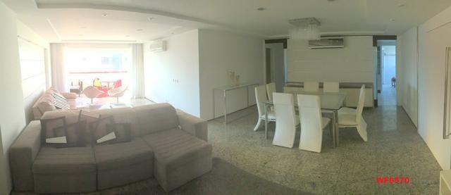 Turmalina, apartamento com 3 suítes, 4 vagas, projetado, próximo ao shopping Iguatemi, - Foto 2