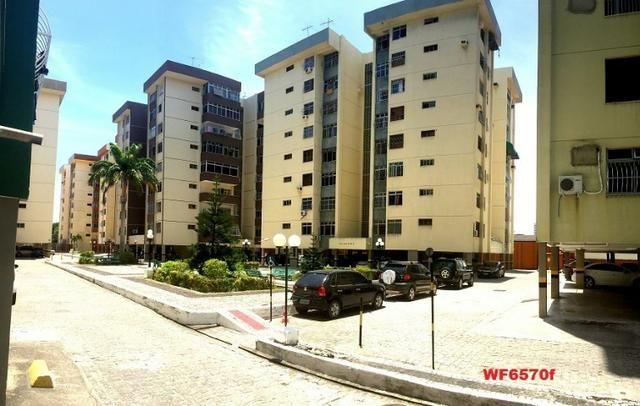 Liege, Apartamento com 3 quartos, dependência completa, quadra, próximo 13 de maio - Foto 8